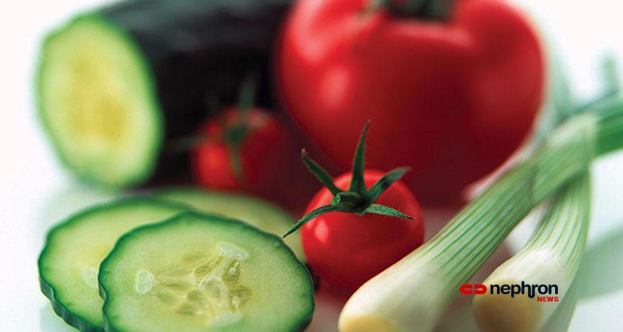 ντομάτα αγγούρι κρεμύδι