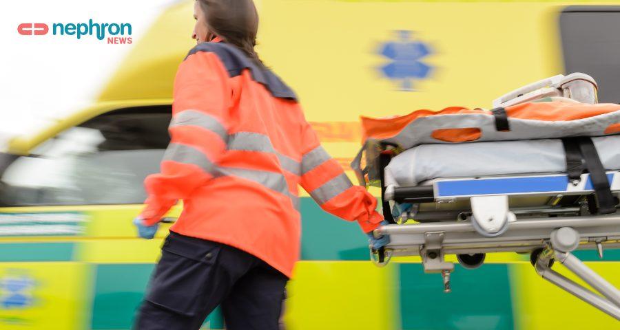 μεταφορά ασθενών