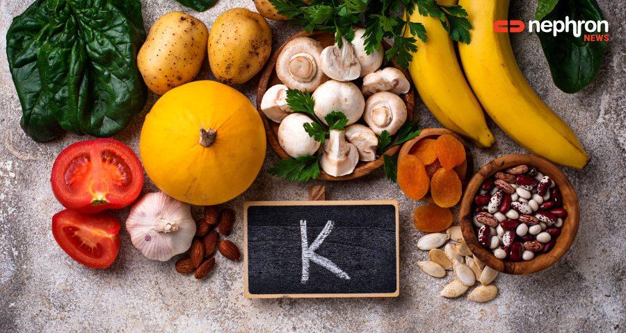 φρούτα & λαχανικά υψηλά σε κάλιο