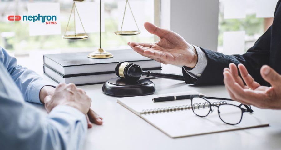 δικηγόρος εξηγεί