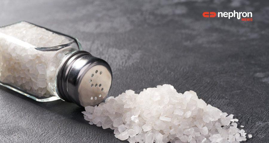αλατιέρα και αλάτι
