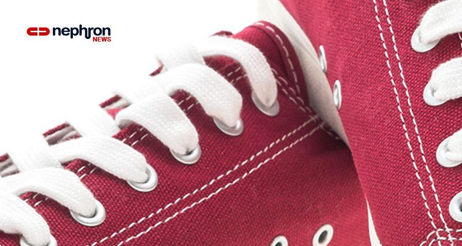 κοκκινα αθλητικα παπουτσια
