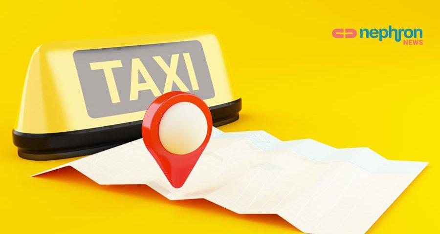 εικόνα με ταξί