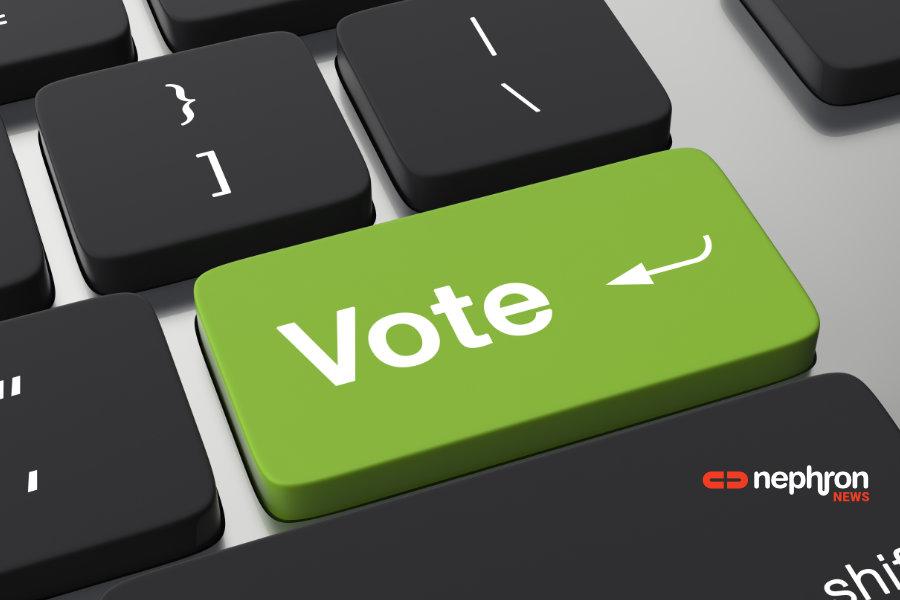πληκτρολόγιο για ηλεκτρονικές εκλογές