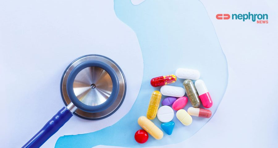 στηθοσκοπιο με φαρμακα