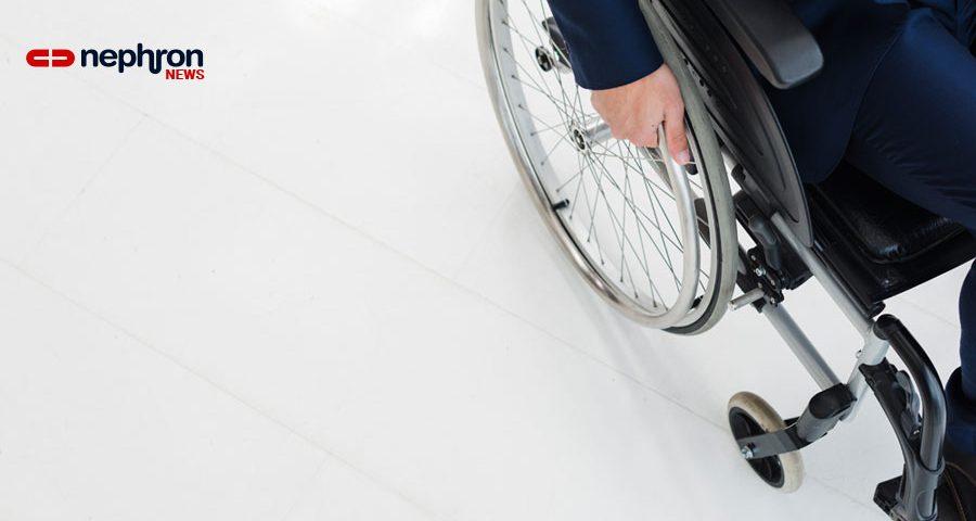 αναπηρικό καροτσάκι