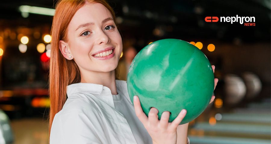 bowling-girl