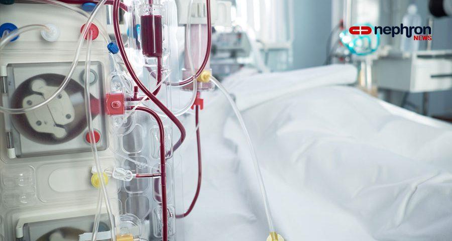 μηχάνημα τεχνητού νεφρού