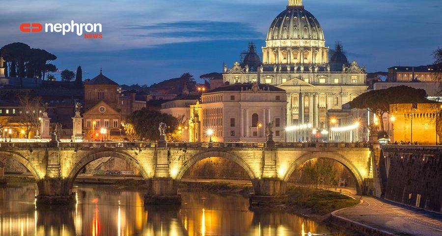 Βατικανό την νύχτα