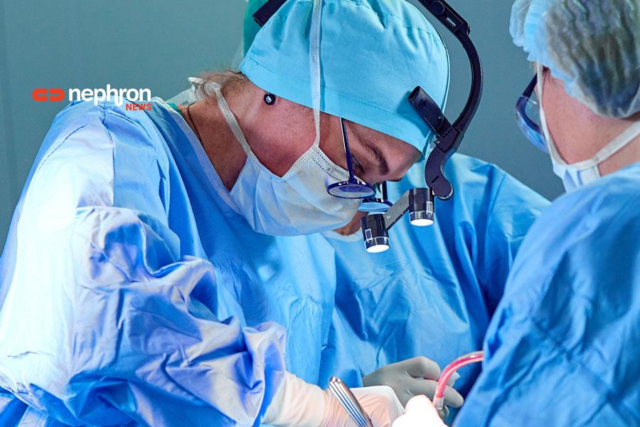 χειρουργείο μεταμόσχευσης