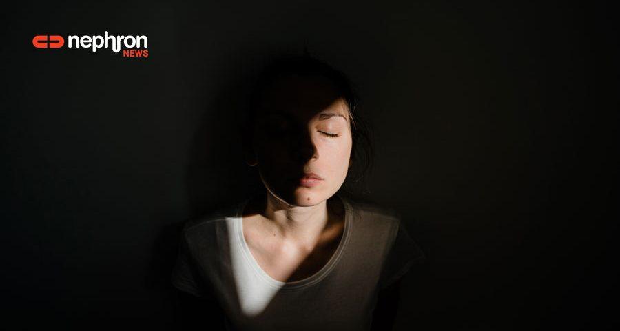 γυναίκα σε stress