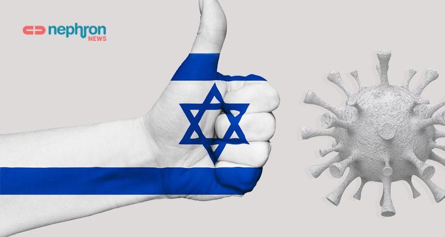 Ισραηλίτικο χέρι σε γροθιά εναντίον κορονοιού