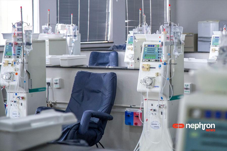 αίθουσα αιμοκάθαρσης