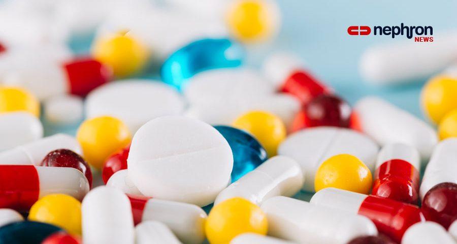 πολύχρωμα χάπια