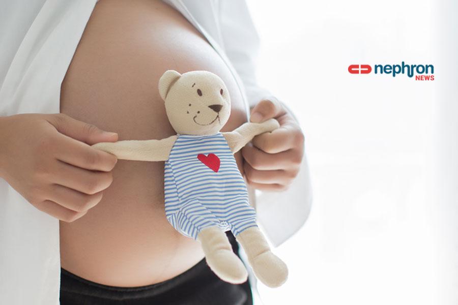 γυναίκα σε εγκυμοσύνη