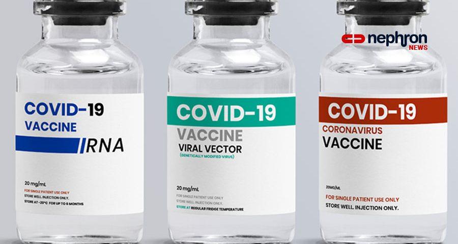 μπουκαλάκια με εμβόλια