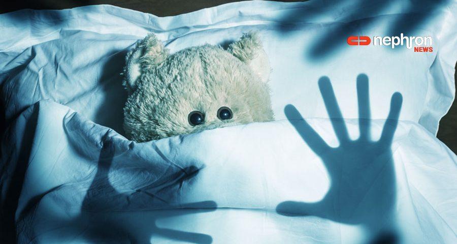 φοβισμένο αρκουδακι