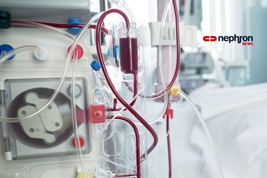 μηχάνημα αιμοκάθαρσης