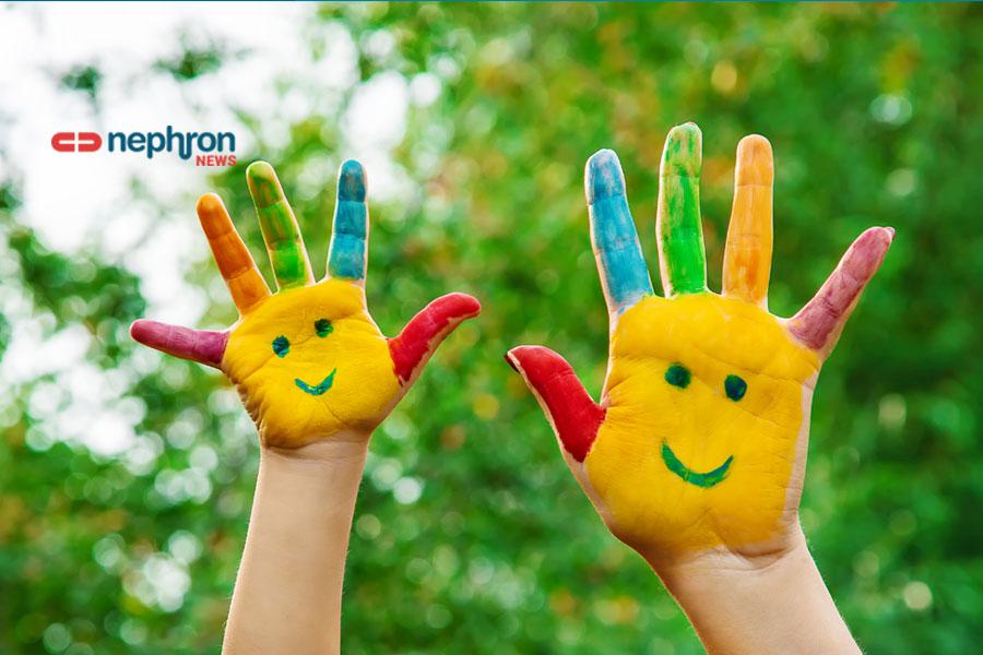 παιδικά χέρια