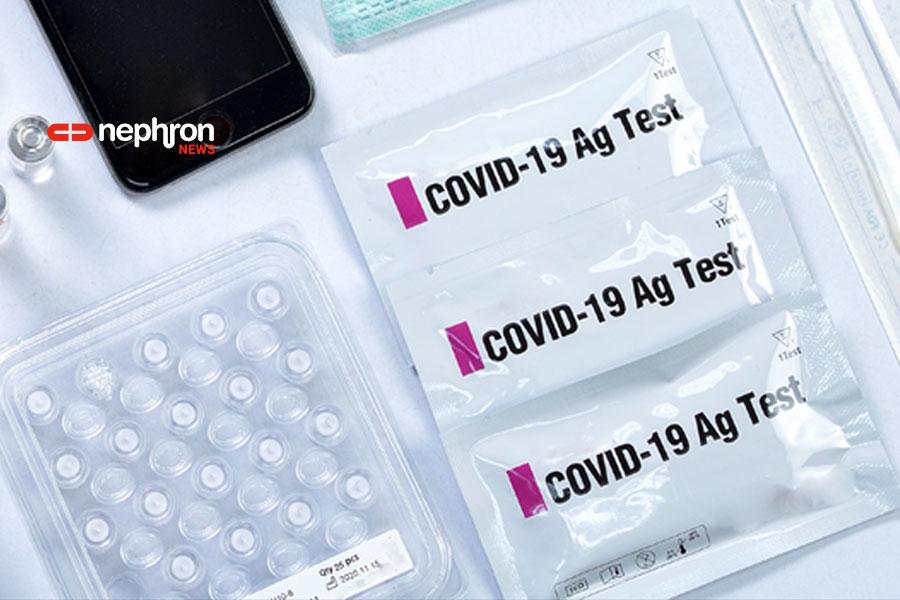 Διακοπή της δωρεάν χορήγησης των self test από τα φαρμακεία της Αττικής
