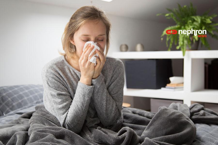 Το κοινό κρυολόγημα καταπολεμά την Covid-19, ενεργοποιώντας ιντερφερόνες