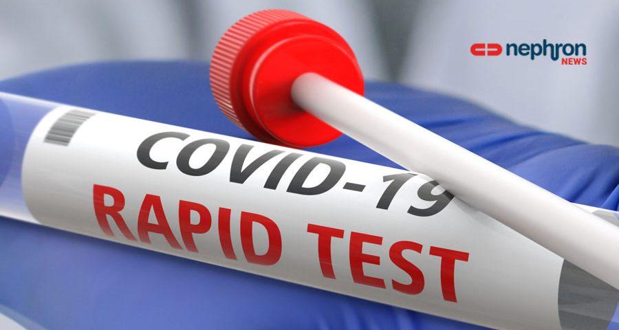 Τέλος τα self test για τους εμβολιασμένους