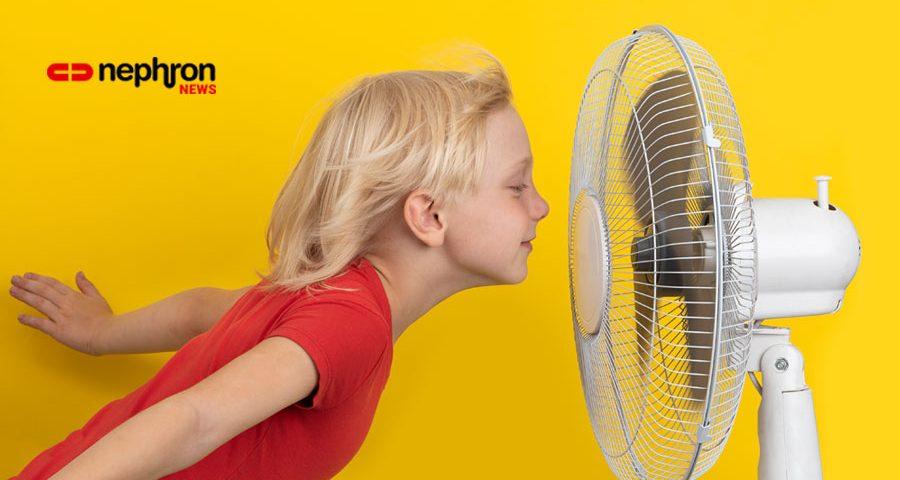 Οδηγίες προστασίας των πολιτών από τις υψηλές θερμοκρασίες