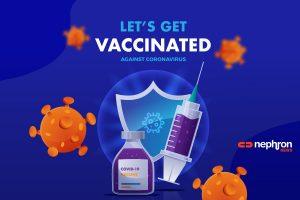 εμβόλιο covid μεταμόσχευση nephron
