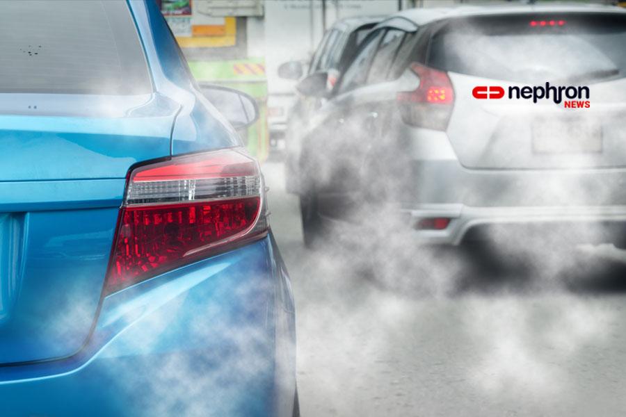 Η μακρόχρονη έκθεση σε ρύπανση του αέρα και θόρυβο των οχημάτων αυξάνει τον κίνδυνο καρδιακής ανεπάρκειας